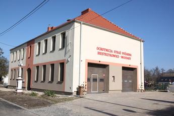 Galeria WCKiR Biestrzykowice remont