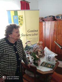 Galeria 100-ne urodzinyPani Anieli