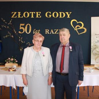 Galeria 50-lecie małżeństwa