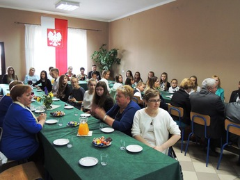 Galeria Spotkanie z uczniami 2015